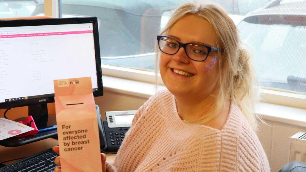 Wear it Pink at Halifaxmoneyman | Mortgage Broker